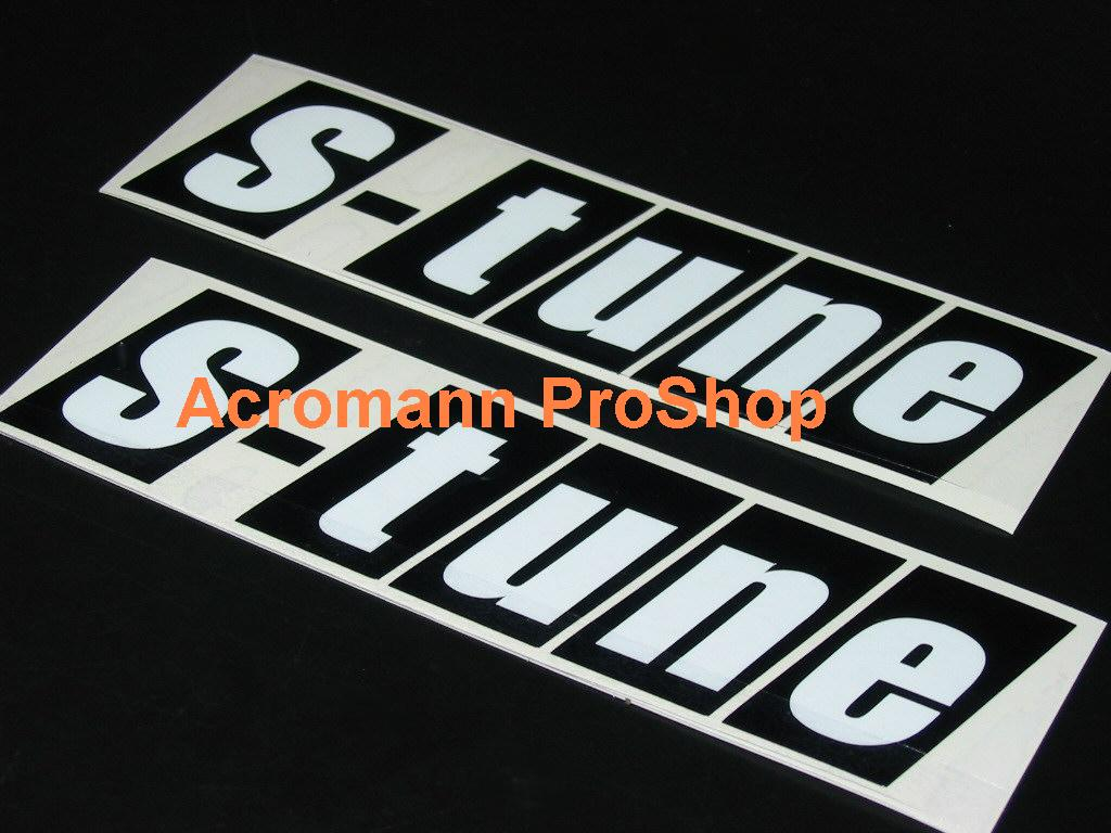 NISMO S-tune 5inch Decal (Style#1) x 2 pcs